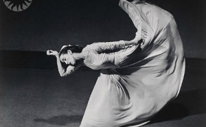 Martha Graham Dancer